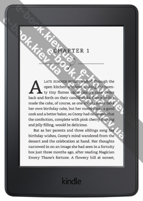 Электронная книга: Amazon Kindle Paperwhite 3G 2015 купить в