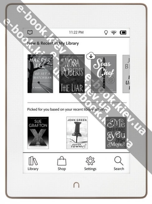 Barnes & Noble NOOK GlowLight Plus купить