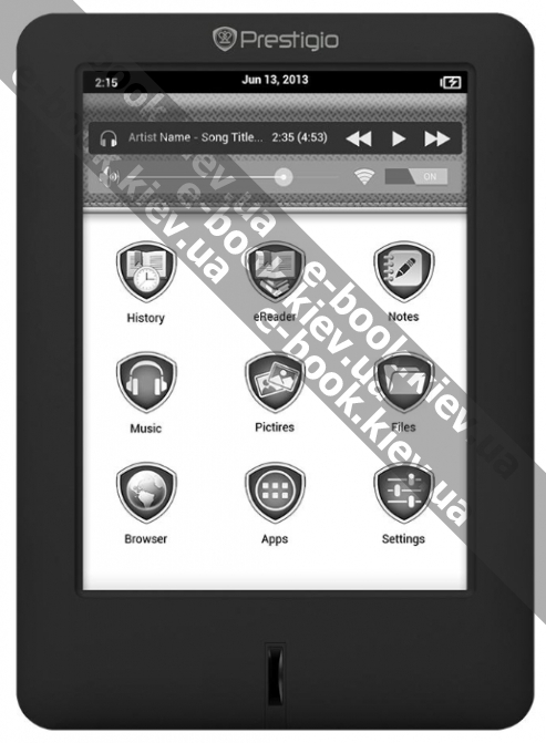 Prestigio MultiReader 5364 купить