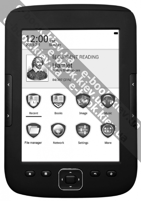 Prestigio MultiReader 5664 купить
